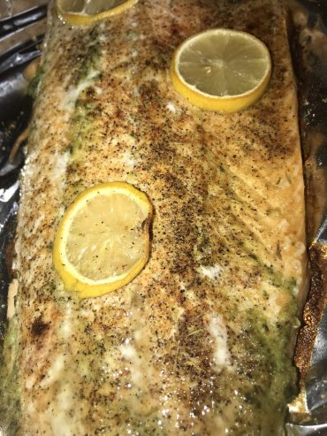 Not Your Ordinary Salmon