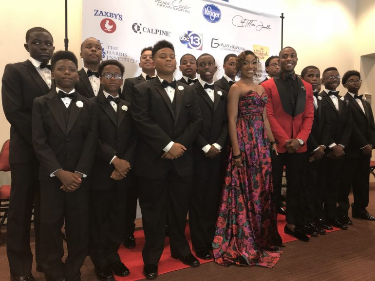 The Second Annual Chauncy Glover Project Gala
